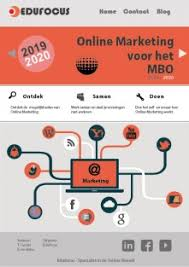 Online marketing voor het mbo 2019-2020