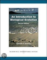 9780071285827-Introduction-To-Biological-Evolution