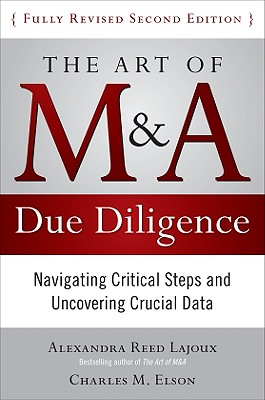 9780071629362-Art-of-MA-Due-Diligence