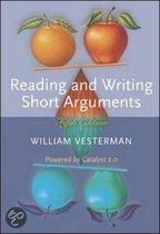 9780073210407-Reading-and-Writing-Short-Arguments-with-Student-Access-to-Catalyst