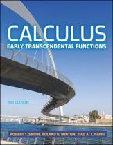 Calculus: Early Transcedental Functions