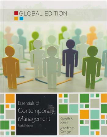 Custom Essentials of Contemporary Management