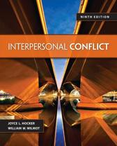 9780078036934-Interpersonal-Conflict