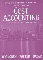 9780130400901-Cost-Accounting-Student-Solutions-Manual