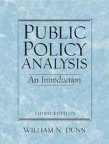9780130976390-Public-Policy-Analysis