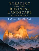 9780131430358-Strategy-and-the-Business-Landscape
