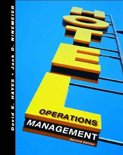 9780131711495-e-Study-Guide-for-Hotel-Operations-Management-by-David-K.-Hayes-ISBN-9780131711495