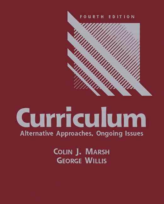 9780131715103-Studyguide-for-Curriculum-by-Marsh-Colin-J.-ISBN-9780131715103