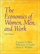 9780131851542-Economics-of-Women-Men-and-Work