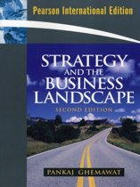 9780135025147-Strategy-and-the-Business-Landscape