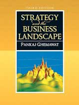 9780136015550-Strategy-And-The-Business-Landscape
