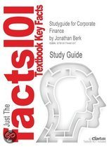 9780136089438-Studyguide-for-Corporate-Finance-by-Berk-Jonathan-ISBN-9780136089438