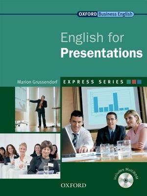 Eng For Presentations Sb & Mu-rom Pk