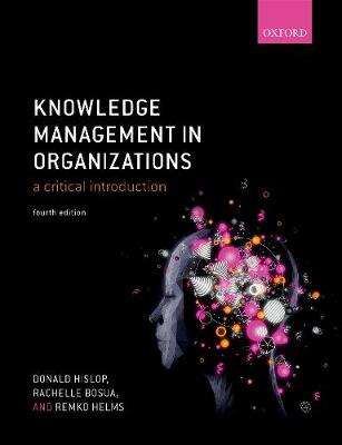 9780198724018-Knowledge-Management-in-Organizations