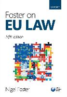 9780198727590-Foster-on-EU-Law