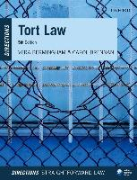 9780198753247-Tort-Law-Directions