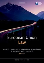 9780198758525-European-Union-Law