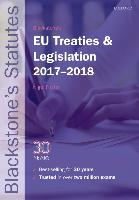9780198802662-Blackstones-EU-Treaties--Legislation-2017-2018
