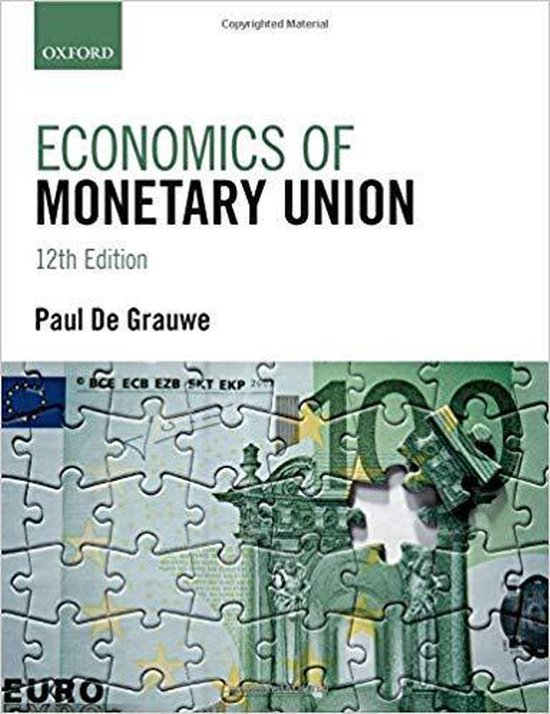 9780198805229-Economics-of-Monetary-Union