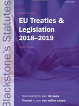 9780198818564-Blackstones-EU-Treaties--Legislation-2018-2019
