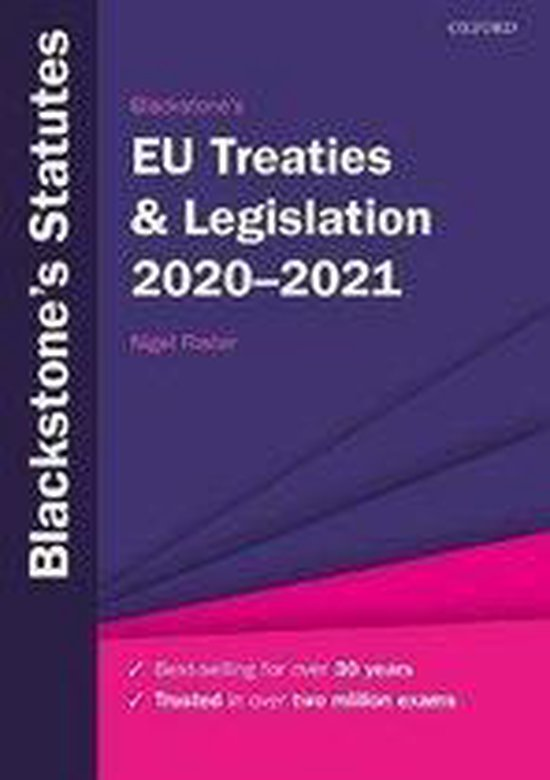 9780198861010-Blackstones-EU-Treaties--Legislation-2020-2021