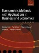 Econometric Methods App Bus & Eco C