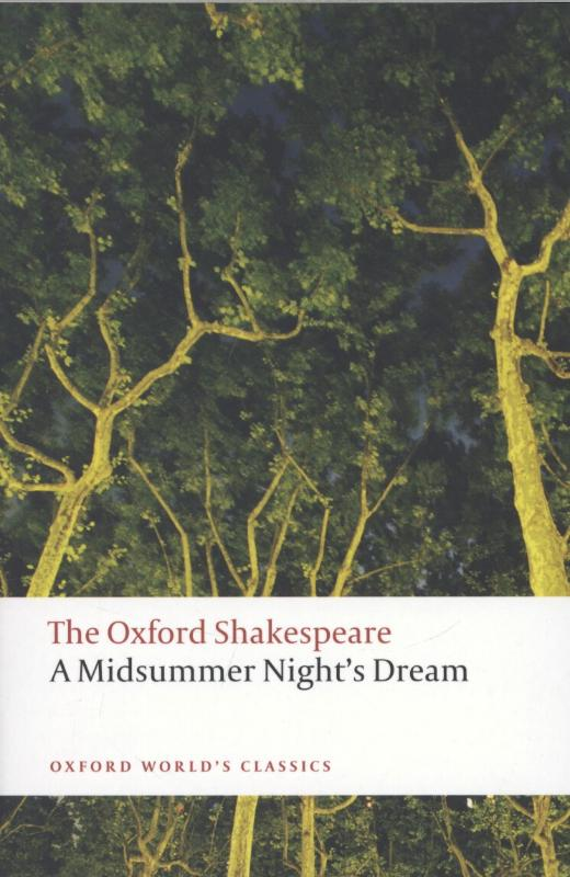 Shakespeare:midsummer Night's Owcn:ncs P