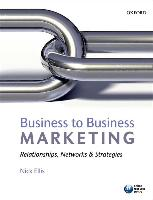 9780199551682-Business-to-Business-Marketing