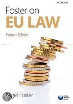 9780199670796-Foster-on-EU-Law
