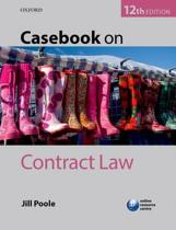 9780199687237-Casebook-on-Contract-Law