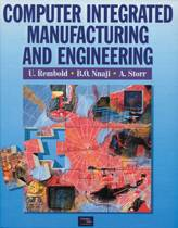Computer Integrated Manufacturing And Engineering