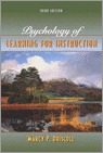 9780205441815-Psychology-Of-Learning-For-Instruction