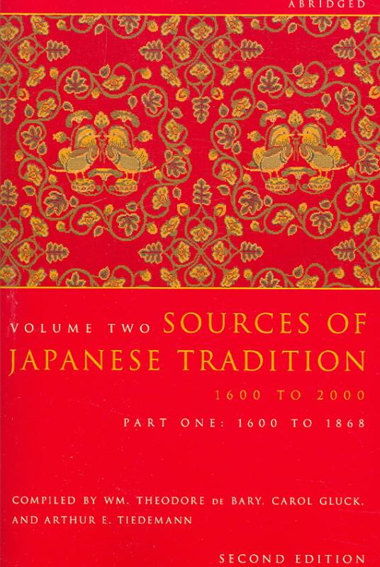 9780231139175-Sources-Of-Japanese-Tradition