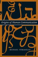 9780262515207-Origins-Of-Human-Communication