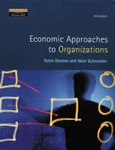 9780273651994-Economic-Approaches-to-Organizations