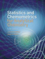 9780273730422-Statistics-And-Chemometrics-For-Analytical-Chemistry