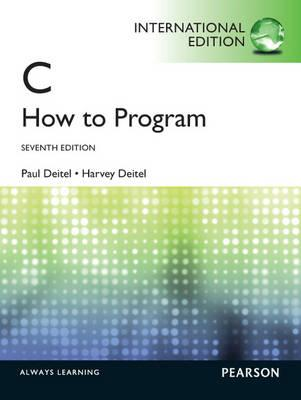 9780273776840-C-How-to-Program