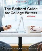 9780312601546-The-Bedford-Guide-for-College-Writers-with-Reader