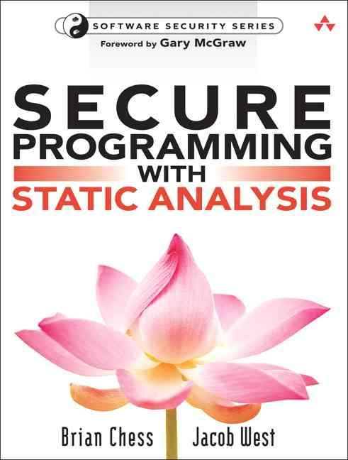 9780321424778-Secure-Programming-With-Static-Analysis