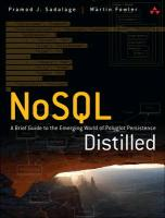 9780321826626-NoSQL-Distilled