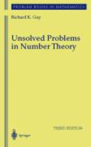 9780387208602-Unsolved-Problems-in-Number-Theory