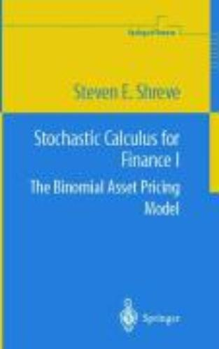 9780387401003-Stochastic-Calculus-Models-for-Finance