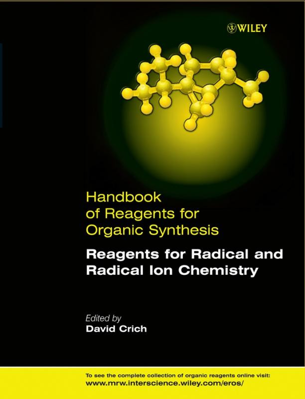 9780470065365-Reagents-for-Radical-and-Radical-Ion-Chemistry