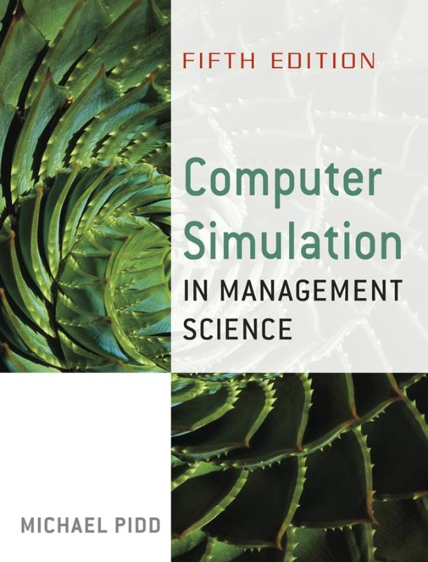 9780470092309-Computer-Simulation-In-Management-Science