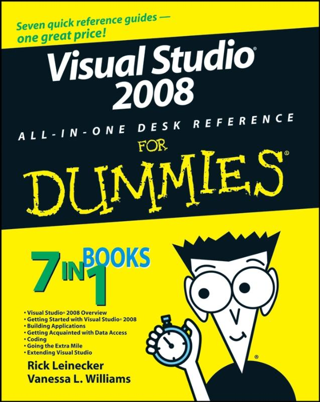 9780470191088-Visual-Studio-2008-All-In-One-Desk-Reference-For-Dummies