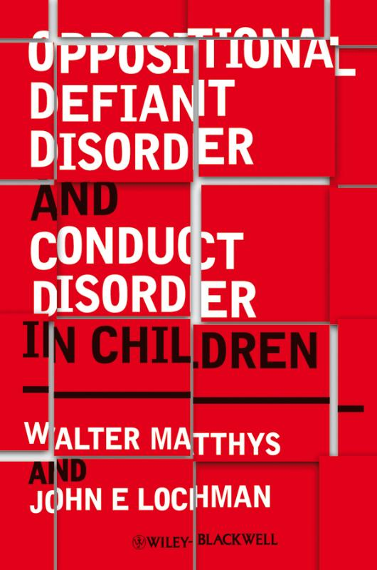 9780470510889-Oppositional-Defiant-Disorder-And-Conduct-Disorder-In-Children