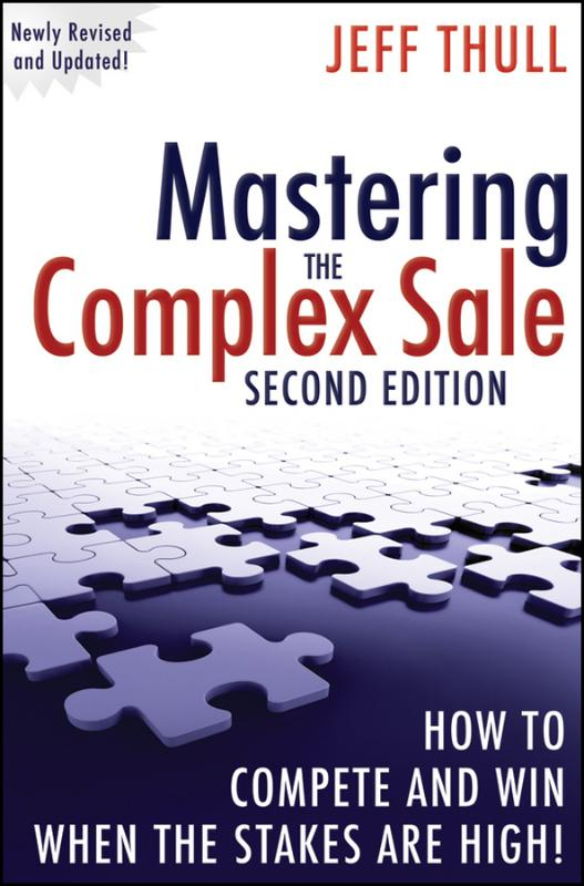 9780470533116-Mastering-The-Complex-Sale
