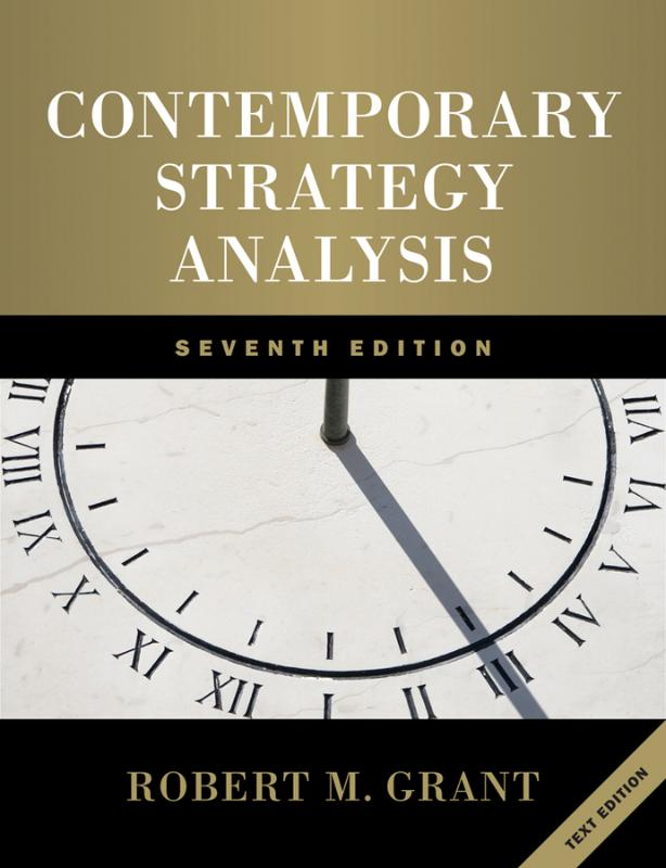 9780470747100-Contemporary-Strategy-Analysis