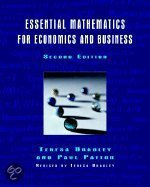 9780470844663-Essential-Mathematics-For-Economics-And-Business