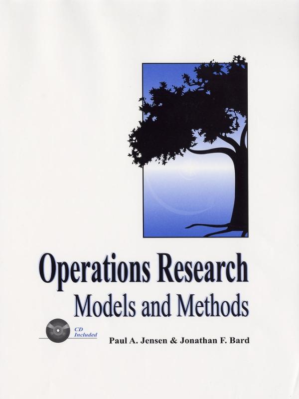 9780471380047-Operations-Research-Models-and-Methods